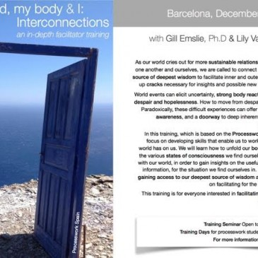 The World, My Body & I: Interconnections