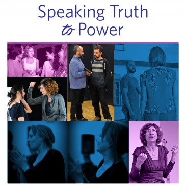 Speaking Truth to Power / Diciéndole la Verdad al Poder